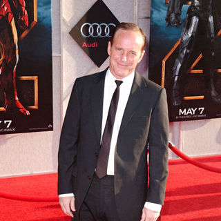 Clark Gregg in The 'Iron Man 2' World Premiere
