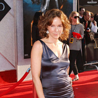 Jennifer Grey in The 'Iron Man 2' World Premiere