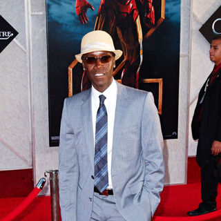 Don Cheadle in The 'Iron Man 2' World Premiere
