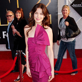 Michelle Monaghan in The 'Iron Man 2' World Premiere