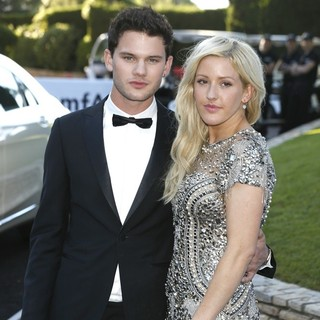 Jeremy Irvine, Ellie Goulding in 66th Cannes Film Festival - amfAR's 20th Annual Cinema Against AIDS - Arrivals