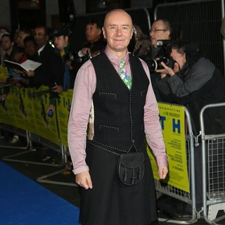 Irvine Welsh in Filth UK Film Premiere - Arrivals