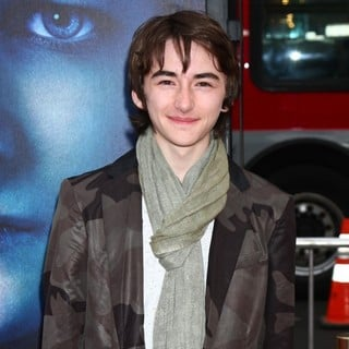 Isaac Hempstead-Wright in Premiere of The Third Season of HBO's Series Game of Thrones - Arrivals