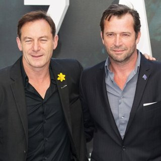 Jason Isaacs, James Purefoy in The European Premiere of The Legend of Tarzan - Arrivals