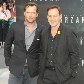 James Purefoy, Jason Isaacs in The European Premiere of The Legend of Tarzan - Arrivals