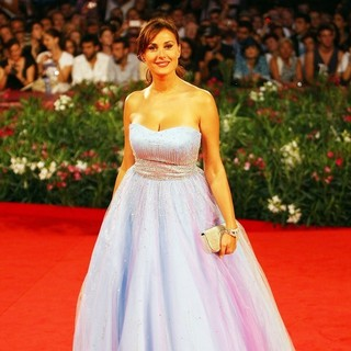 Isabelle Adriani in The 68th Venice Film Festival - Day 2 - Carnage - Red Carpet