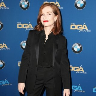 Isabelle Huppert in The 69th Annual Director Guild Awards - Arrivals