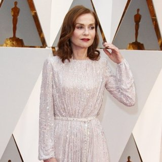 Isabelle Huppert in 89th Annual Academy Awards - Arrivals