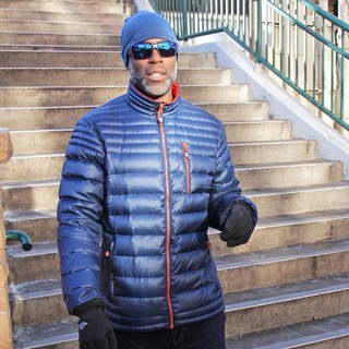Isaiah Washington in Celebrity Sightings During The 2013 Sundance Film Festival