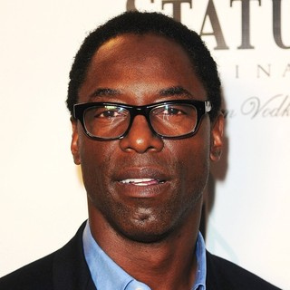 Isaiah Washington - New Faces of Hollywood Alliance Unveil Plans for Motion Picture Soundstage