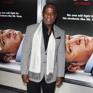 Isiah Whitlock Jr. in Here Comes the Boom New York Premiere