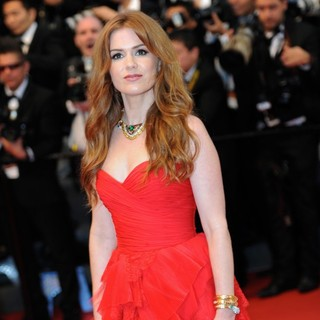 Isla Fisher in Opening Ceremony of The 66th Cannes Film Festival - The Great Gatsby - Premiere - isla-fisher-66th-cannes-film-festival-05