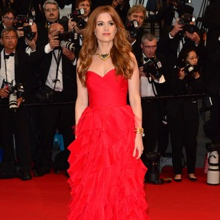 Isla Fisher in Opening Ceremony of The 66th Cannes Film Festival - The Great Gatsby - Premiere - isla-fisher-66th-cannes-film-festival-06