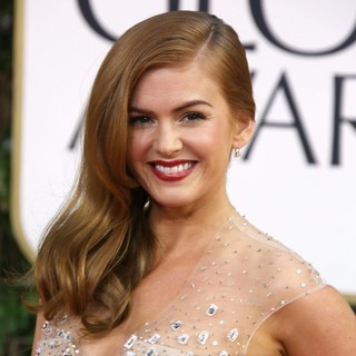 Isla Fisher in 70th Annual Golden Globe Awards - Arrivals