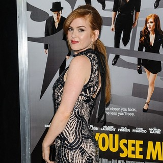 New York Premiere of Now You See Me