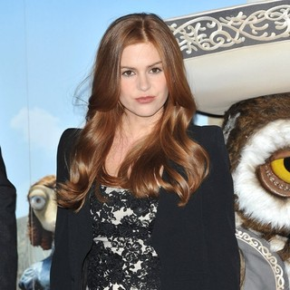 Isla Fisher in Rango - Photocall