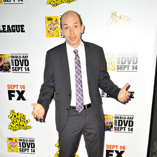 Paul Scheer in LA Premiere of 'It's Always Sunny in Philadelphia' and 'The League'