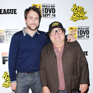 Charlie Day, Danny DeVito in LA Premiere of 'It's Always Sunny in Philadelphia' and 'The League'