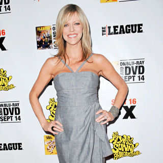 Kaitlin Olson in LA Premiere of 'It's Always Sunny in Philadelphia' and 'The League'