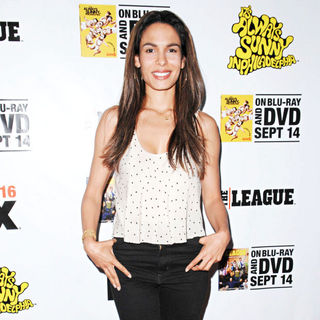 Nadine Velazquez in LA Premiere of 'It's Always Sunny in Philadelphia' and 'The League'