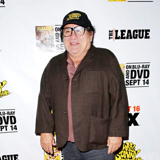 Danny DeVito in LA Premiere of 'It's Always Sunny in Philadelphia' and 'The League'