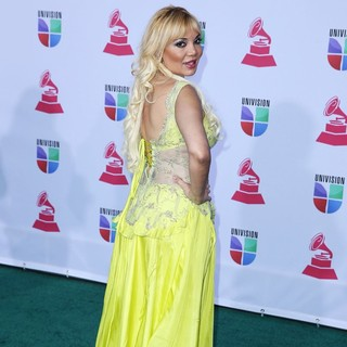 Ivelisse Santos in 13th Annual Latin Grammy Awards - Arrivals