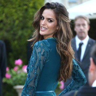 Izabel Goulart in 66th Cannes Film Festival - amfAR's 20th Annual Cinema Against AIDS - Arrivals