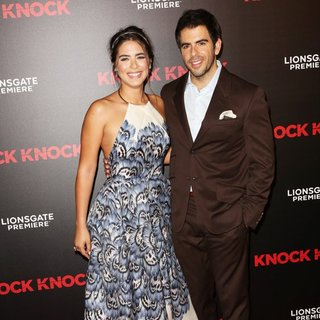 The Premiere of Lionsgate's Knock Knock - Red Carpet
