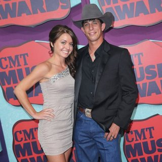 J. B. Mauney in 2014 CMT Music Awards - Arrivals