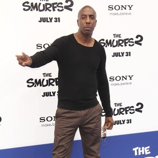 J.B. Smoove in The Los Angeles Premiere of The Smurfs 2 - Arrivals