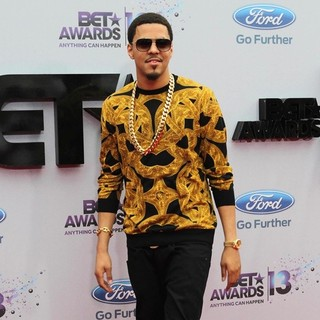 J. Cole in The 2013 BET Awards - Arrivals - j-cole-the-2013-bet-awards-02