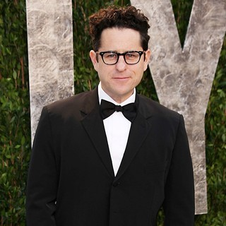 J.J. Abrams in 2012 Vanity Fair Oscar Party - Arrivals