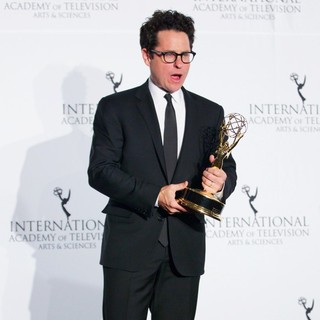 J.J. Abrams in 41st International Emmy Awards