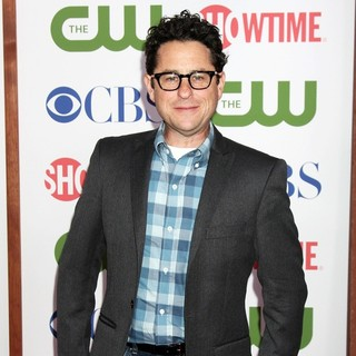 J.J. Abrams in CBS, The CW And Showtime TCA Party