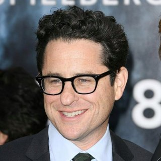J.J. Abrams in Los Angeles Premiere of Super 8