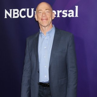 J.K. Simmons in NBC TCA Winter 2014 Press Tour