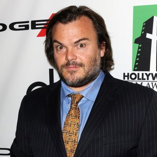 Jack Black in The 17th Annual Hollywood Film Awards