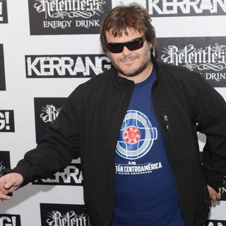 Jack Black in Kerrang! Awards 2012 - Arrivals