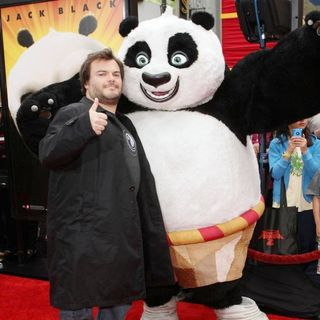 Los Angeles Premiere of Kung Fu Panda 2 - jack-black-premiere-of-kung-fu-panda-2-02