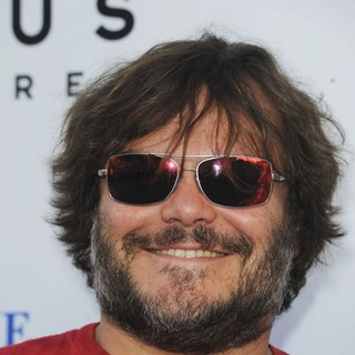 Jack Black in The World's End Hollywood Premiere