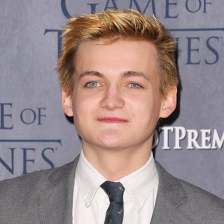 Jack Gleeson in New York Premiere of The Fourth Season of Game of Thrones - Red Carpet Arrivals