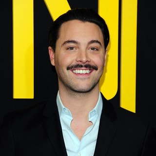 Jack Huston in American Hustle New York Premiere
