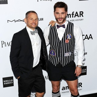 Jack Mackenroth in amfAR 3rd Annual Inspiration Gala