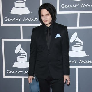 Jack White in 55th Annual GRAMMY Awards - Arrivals - jack-white-55th-annual-grammy-awards-02
