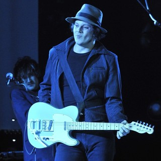 Jack White in BBC Radio 1's Hackney Weekend - Day 1