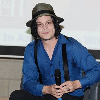 Jack White, The Dead Weather, The Raconteurs in The Q&A Session for The Literary and Historical Society