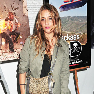 Charlotte Ronson in World Premiere of 'Jackass 3D'