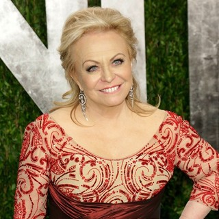 Jacki Weaver in 2013 Vanity Fair Oscar Party - Arrivals
