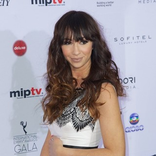 Jackie Cruz in 41st International Emmy Awards