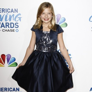 Jackie Evancho in The 1st Annual American Giving Awards - Arrivals